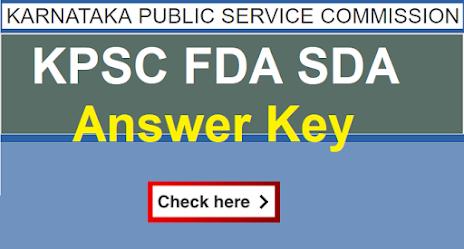 Key Answers of FDA Exam Held on 28 Feb 2021