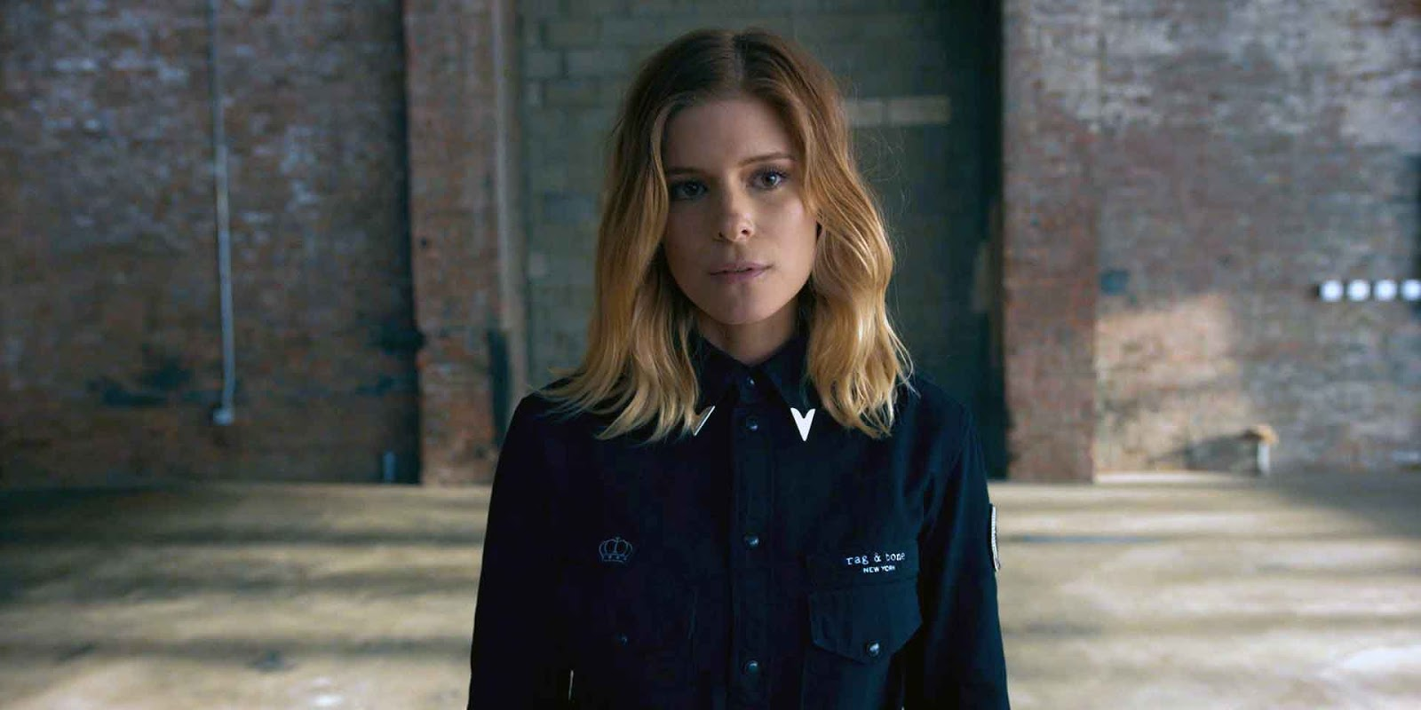 WHY CAN'T WE GET ALONG - fashion film de rag & bone - Kate Mara