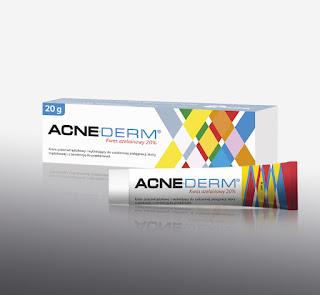 Kem Giảm Mụn Làm Trắng Da Acne Derm 20% Axit Azelaic 20g