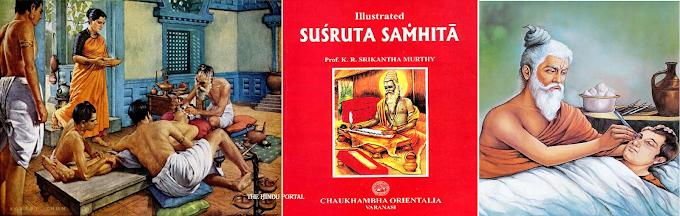 Sushruta Samhita: The Ancient Medical Scriptures
