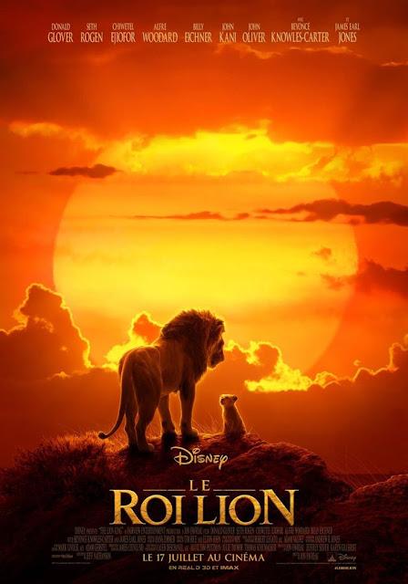 Film Le Roi Lion L'Agenda Mensuel - Juillet-Août 2019