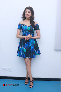 Actress Praneetha Latest Stills in Floral Short Dress at Enakku Vaaitha Adimaigal Press Meet  0012.jpg