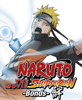 Download Naruto Shippuuden Movie 2 : Bonds Sub Indo