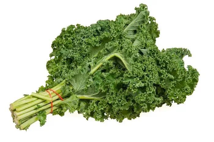 kale, superfood untuk membantu tidur lebih nyenyak di malam hari