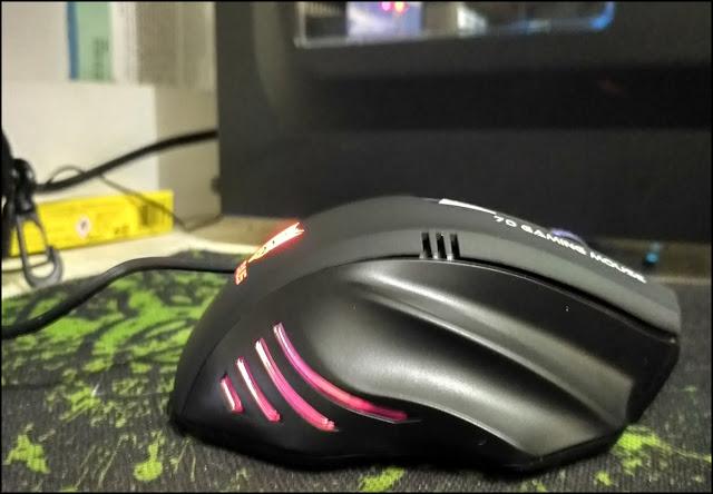 Mouse gaming murah 100ribuan
