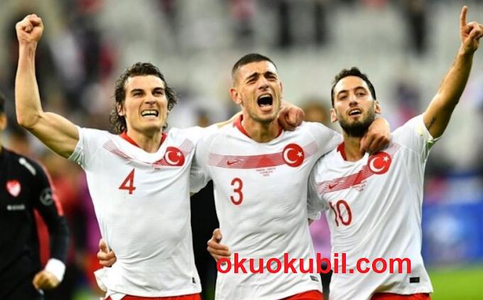Milli Futbol Takımımızın EURO 2020'deki rakipleri belli oldu