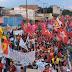 Aracaju tem ato a favor do governo Dilma e em apoio a Lula
