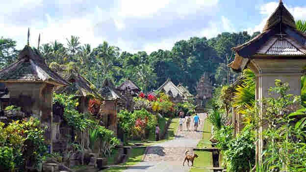 Wisata Desa Penglipuran