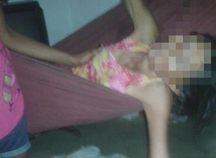 Filho estupra própria mãe