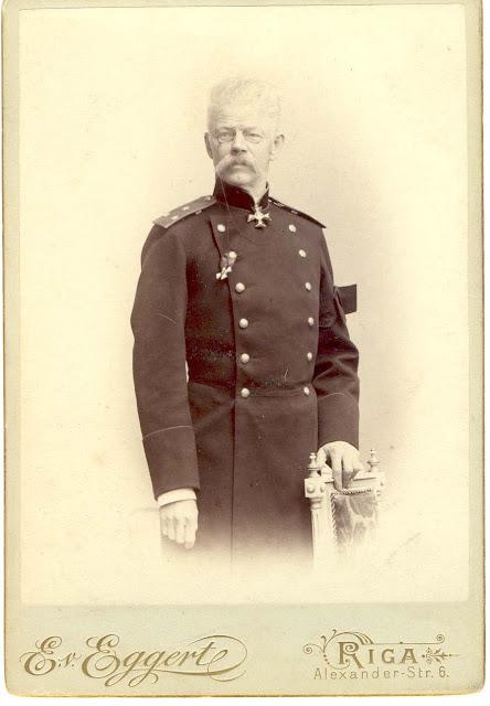 Михаил Алексеевичи Зиновьев, генерал-губернатор Лифляндии 1885-1895 гг.