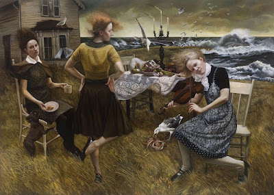 The Cape, Andrea Kowch