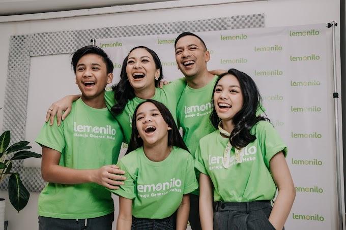 The Baldys Resmi Menjadi Brand Ambassador Lemonilo