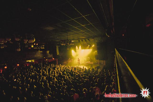 Pony Bravo en Barcelona Diciembre en Sala Apolo