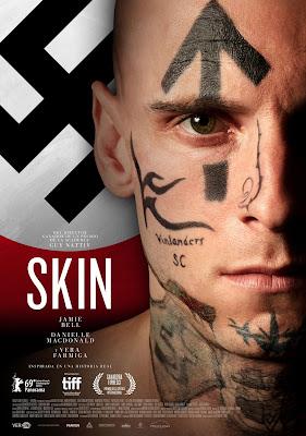 Skin [2019] [DVD R2] [Spanish]