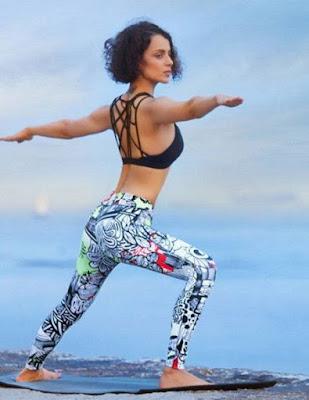 kangana ranaut hot yoga