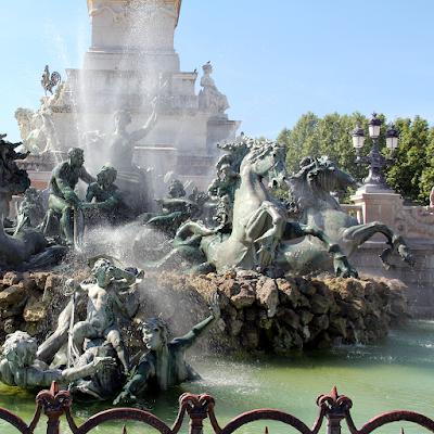 Monument aux Girondins, Quinconces.