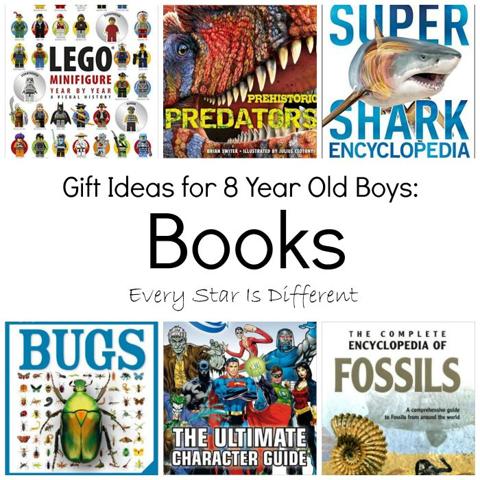 Gift Ideas for 8 (and 9) Year Old Boys (Dinomite\'s Wish List ...