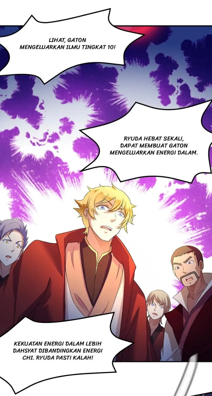 Martial Arts Reigns Bahasa Indonesia Chapter 57