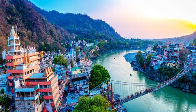 "RISHIKESH-""Yoga Capital of the World"""