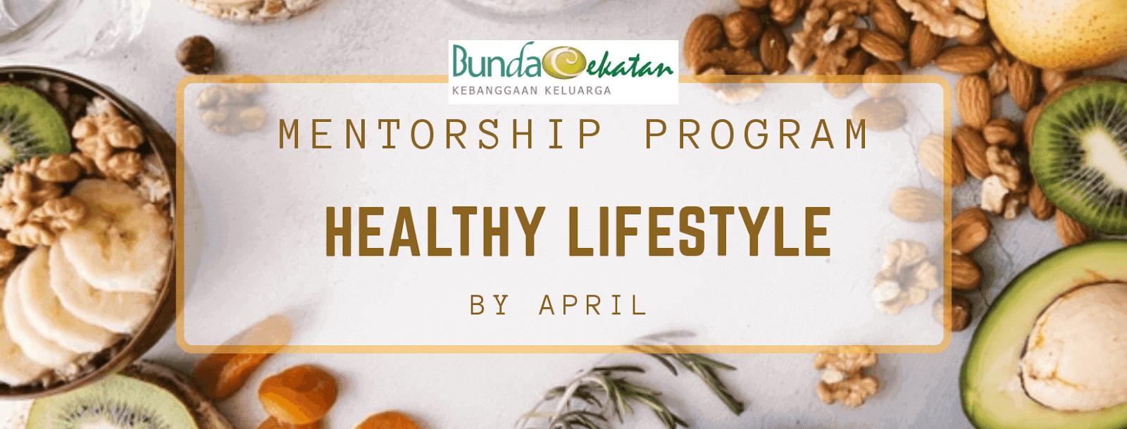 mentorship program healty lifestyle