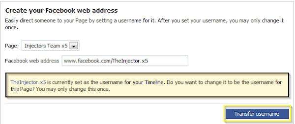 Check username availability