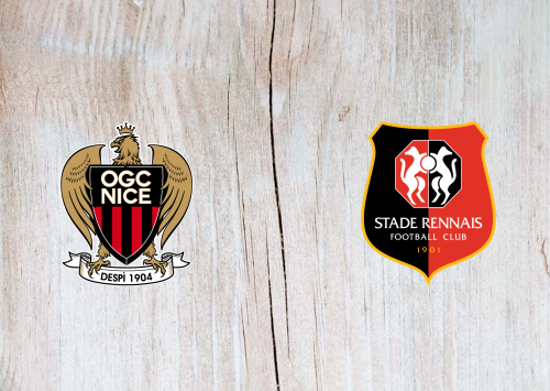 Nice vs Rennes -Highlights 24 January 2020