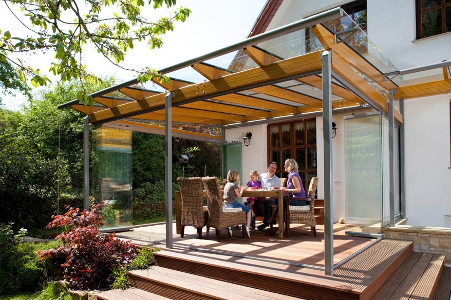 Cordula Verandas & Patio Awnings: Wood & Aluminium Verandas