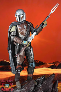 Star Wars Black Series The Mandalorian Carbonized Collection 02