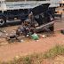 Acidente envolvendo caminhão e carro de passeio no estado do Maranhão mata homem e deixa mulher  ferida. Vítimas são da cidade de São José de Piranhas