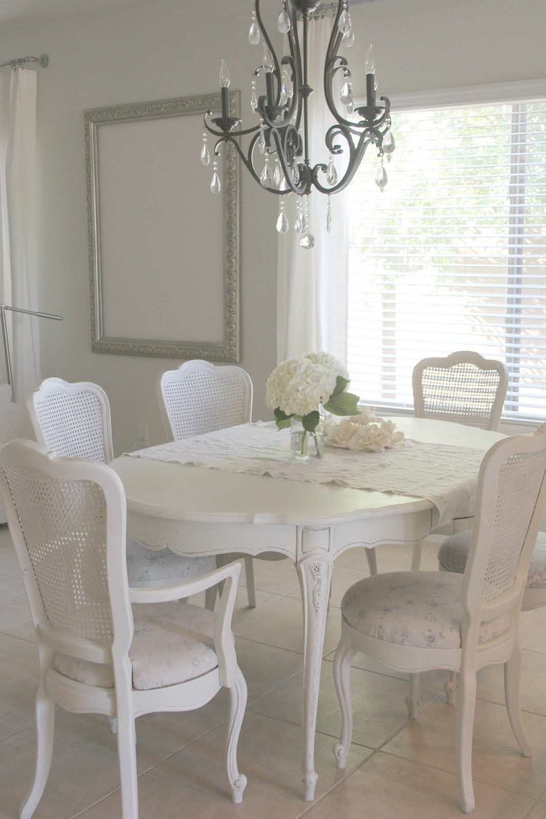 Country living editors select each product featured. {Before and After} DIY Living Room and Dining Room Decor ...