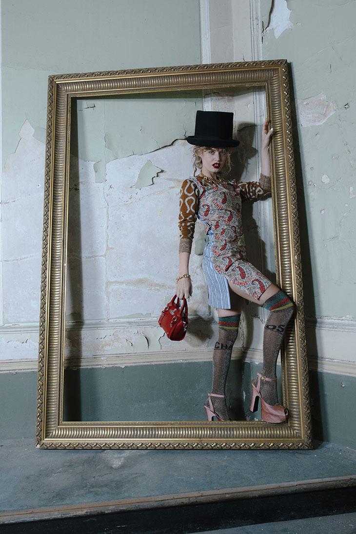 LFW: Vivienne Westwood Spring Summer 2022 Collection