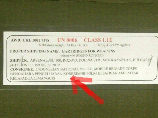 Geger! Telah Tiba di Bandara Soetta Senjata Impor, Inikah yang Dimaksud Panglima TNI?