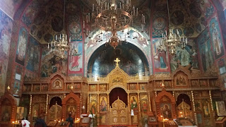 Iconostasis of the Holy Virgin Cathedral