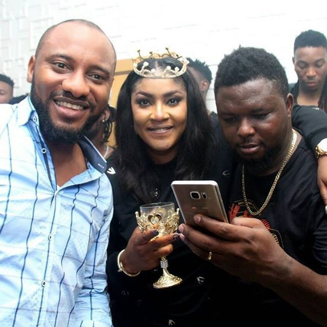 Checkout Fun Photos From The Much Anticipated Birthday Bash Of Actress Angela Okorie (Photos)