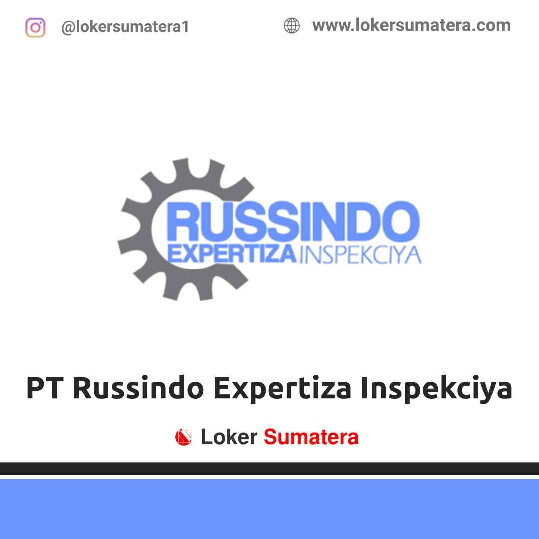 Lowongan Kerja Pekanbaru: PT Russindo Expertiza Inspekciya April 2021
