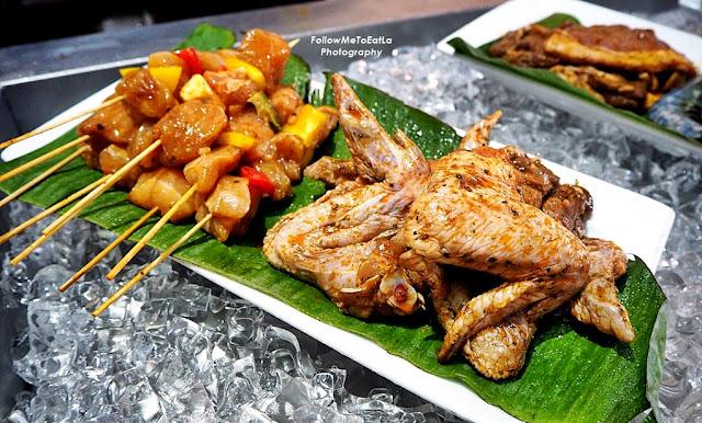 Beef Kebab  Arabian Grilled Chicken Wing