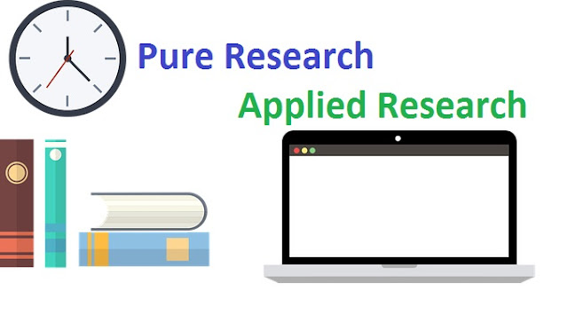 types-of-research-pure-research-vs-applied-research