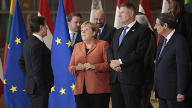 Ήρθε η ώρα η Ευρώπη να ξαναδεί τον εαυτό της…