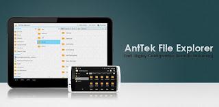 AntTek Explorer PRO v3.1.4 apk
