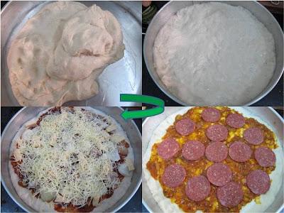 Pizza Pepperoni: Stop Membeli Pizza, Buatlah Sendiri di Rumah JTT