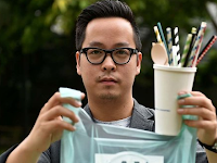 Hebat!! Inovasi plastik dari singkong di Bali yang mendunia