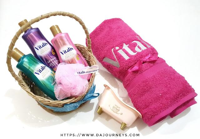 Sensasi Mandi Parfum dengan Vitalis Body Wash