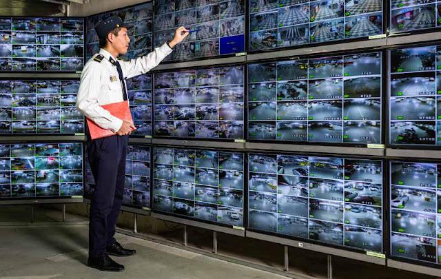 hệ thống an ninh vinhomes grand park