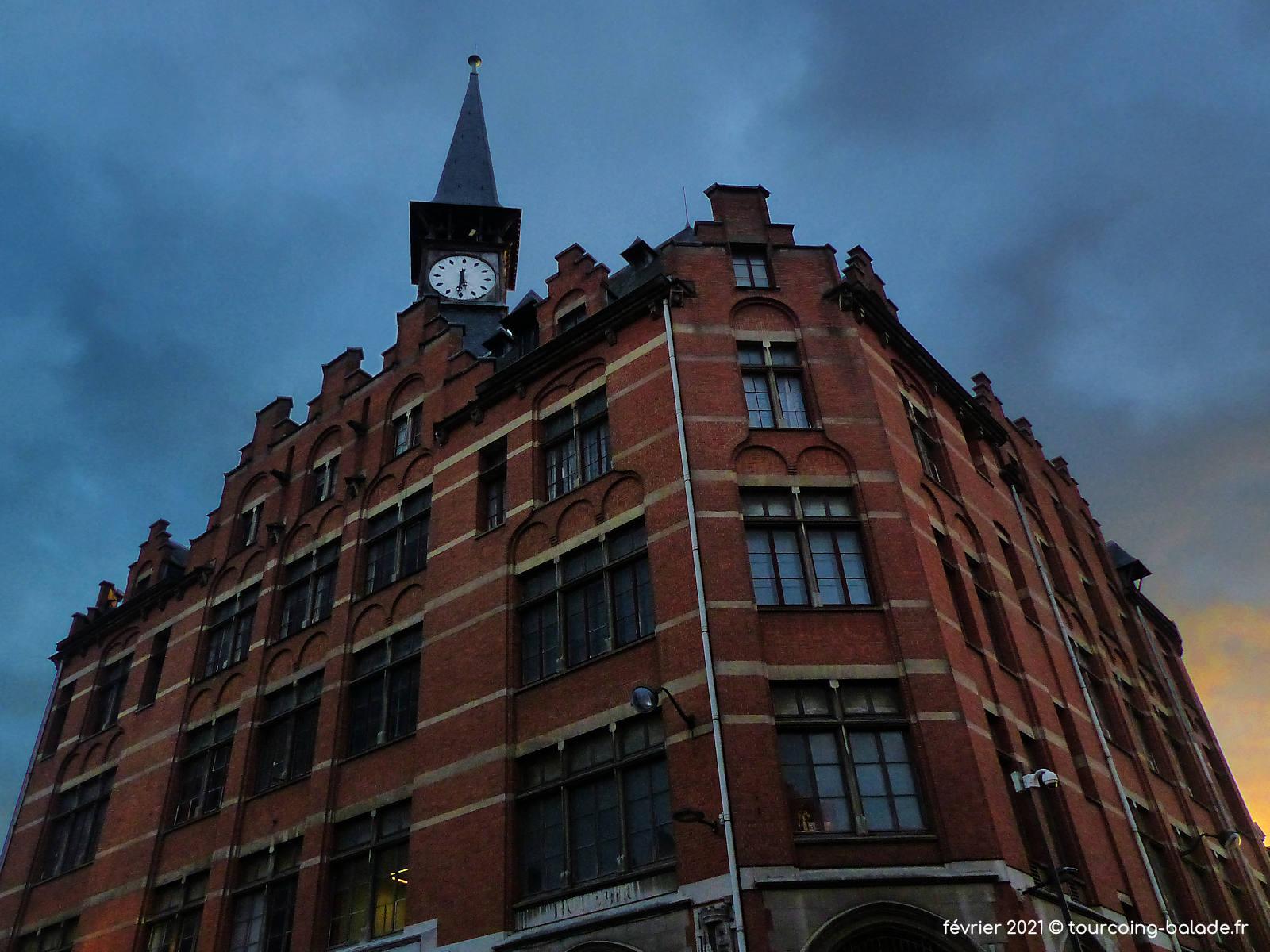 Ancienne Poste Centrale, Roubaix 2021