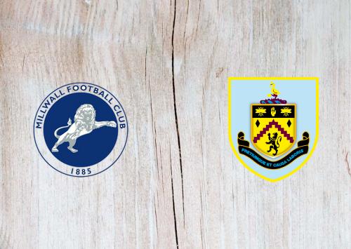 Millwall vs Burnley -Highlights 23 September 2020