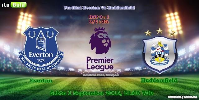 Prediksi Everton Vs Huddersfield - ituBola