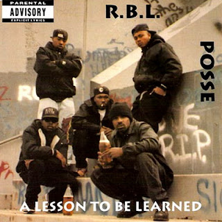 RBL Posse – A Lesson To Be Learned (1992) [CD] [FLAC]