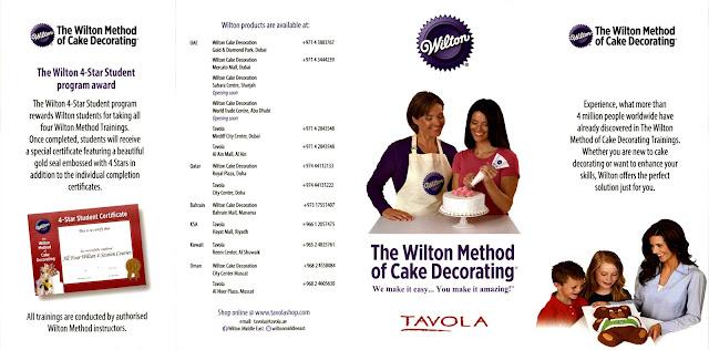 Tavola Class Brochure