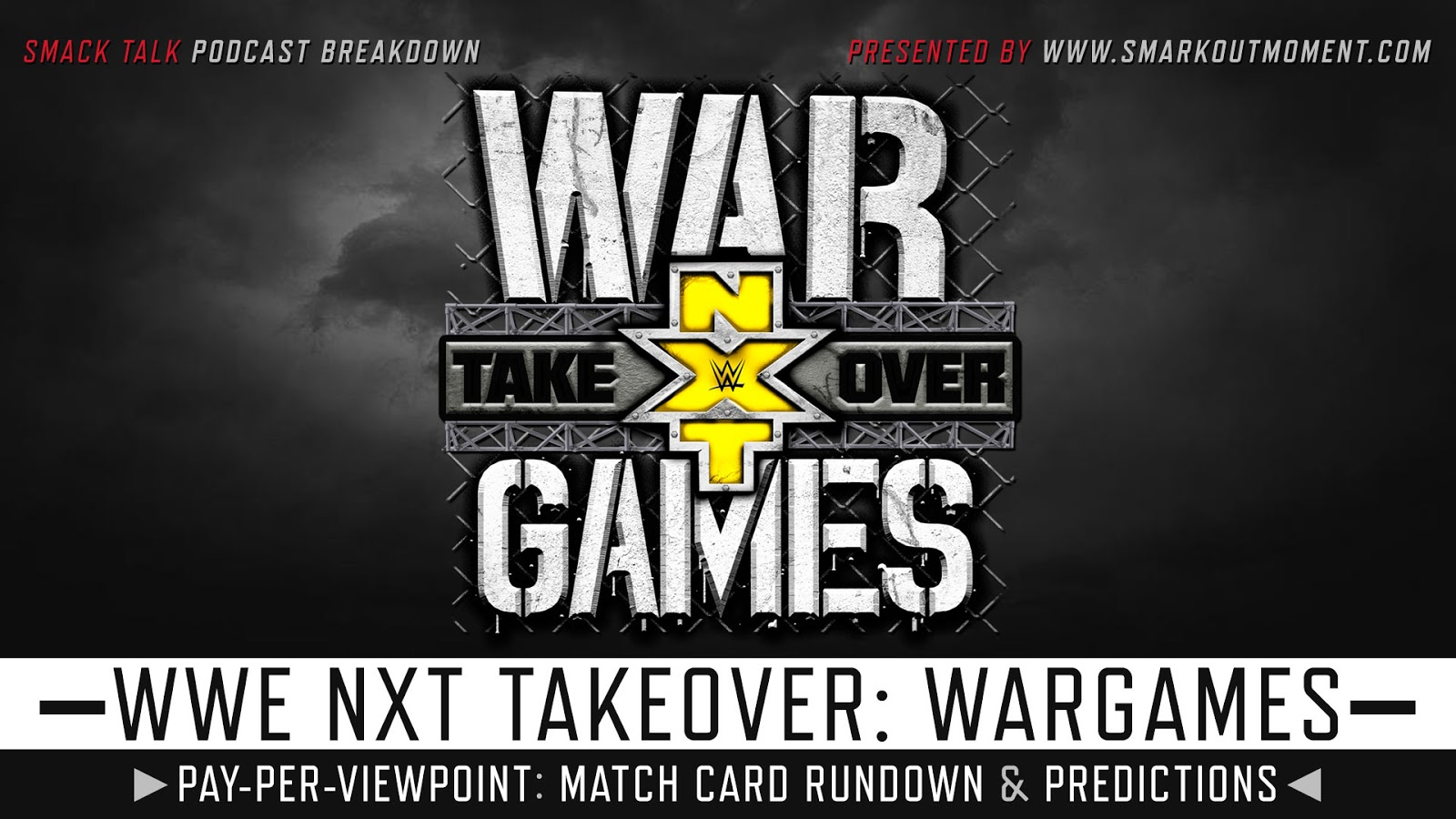 WWE NXT TakeOver: WarGames 2020 spoilers podcast