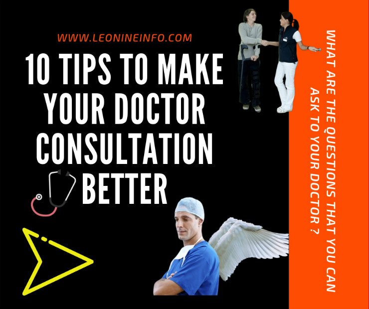10 Tips To Make Your Doctor Consulation Better